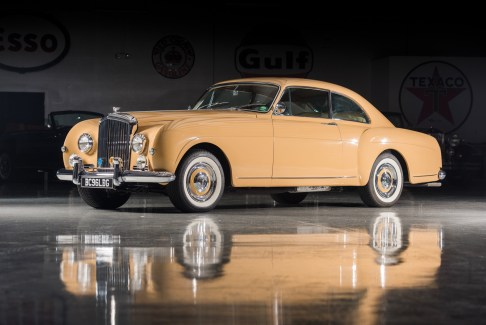 @1957 Bentley S1 Continental Fastback Sports Saloon H.J. Mulliner - 10