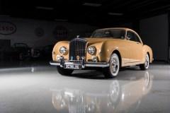 @1957 Bentley S1 Continental Fastback Sports Saloon H.J. Mulliner - 2