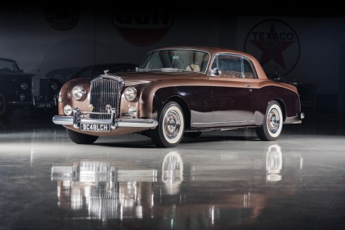 @1958 Bentley S1 Continental Fixed Head Coupe Park Ward - 1
