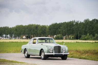@1961 Bentley S2 Continental Sports Saloon by H.J. Mulliner - 2