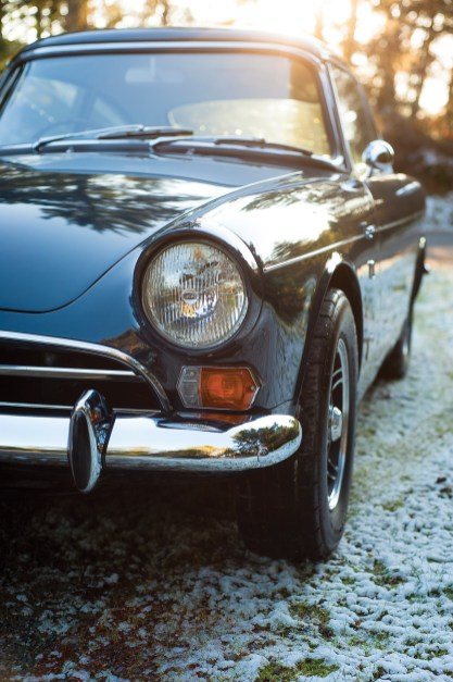 @1965 Sunbeam Tiger Mk I Coupe by Harrington - 5
