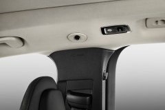 Research camera in Volvo's XC90 Drive Me car