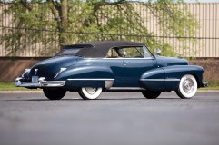 @1947 Cadillac Series 62 Convertible Coupe - 6