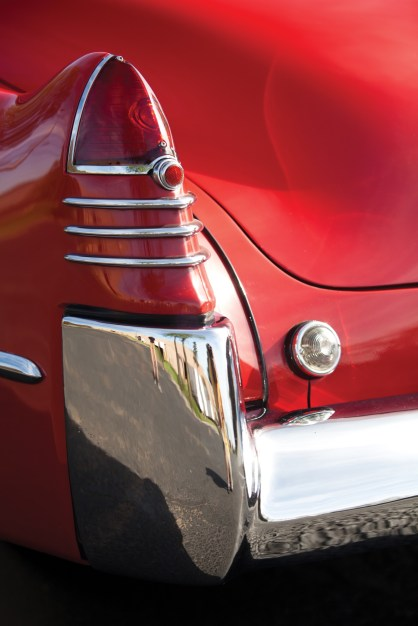 @1948 Cadillac Series 62 Convertible Coupe - 15