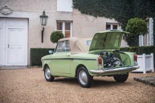 @1964 Autobianchi Bianchina 'Eden Roc' Cabriolet - 14