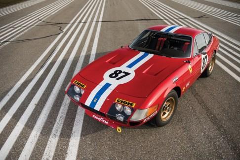 @1971 Ferrari 365 GTB-4 Daytona Berlinetta Competizione Conversion-14115 - 27