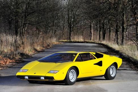 @1975 Lamborghini Countach LP400 'Periscopio' Bertone - 1