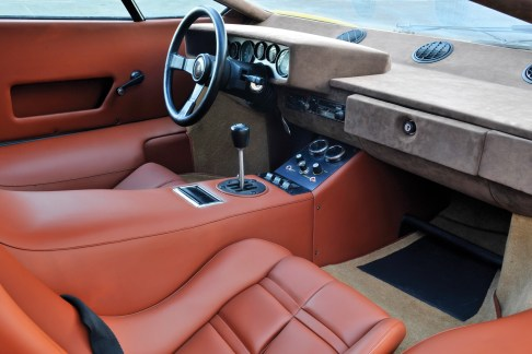 @1975 Lamborghini Countach LP400 'Periscopio' Bertone - 16