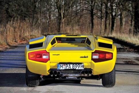 @1975 Lamborghini Countach LP400 'Periscopio' Bertone - 8