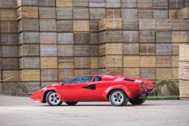 @1978 Lamborghini Countach LP400 S Series I Bertone - 17