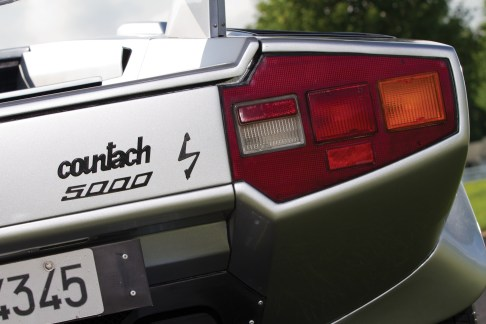 @1982 Lamborghini Countach LP5000S - 13
