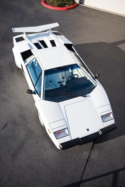 @1987 Lamborghini Countach 5000 QV Bertone - 25