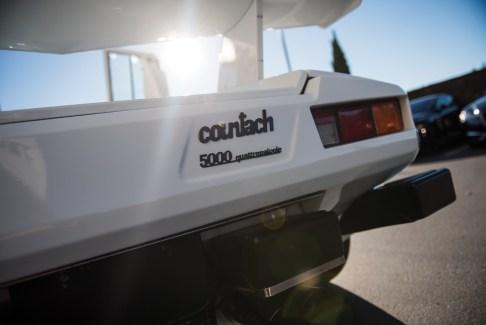 @1987 Lamborghini Countach 5000 QV Bertone - 9