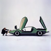 1968 Bertone Alfa Romeo Carabo Images Pictures And Videos with 1