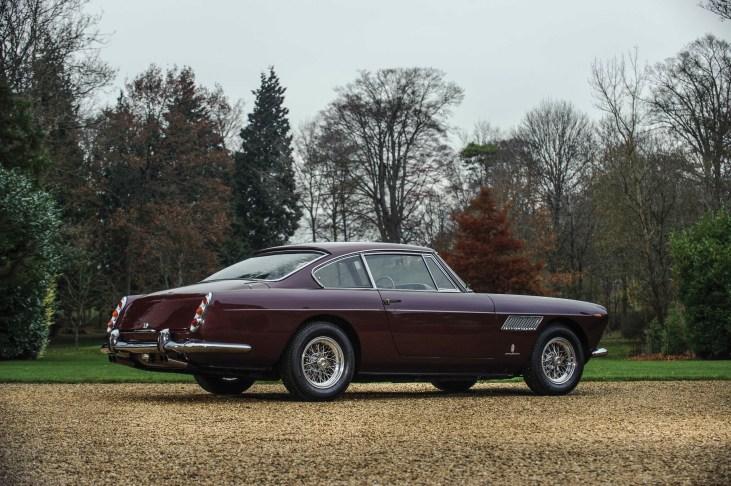 @1961 Ferrari 250 GTE 2+2 Series I Pininfarina-2889GT - 7