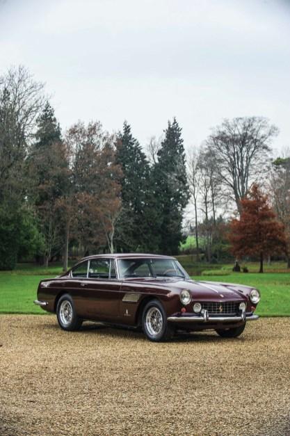 @1961 Ferrari 250 GTE 2+2 Series I Pininfarina-2889GT - 8