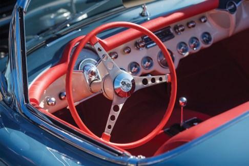 @1956 Chevrolet Corvette-2 - 8