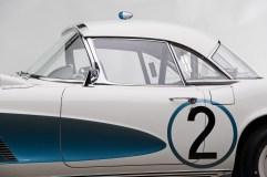 @1962 Chevrolet Corvette Gulf Oil Race Car - 13