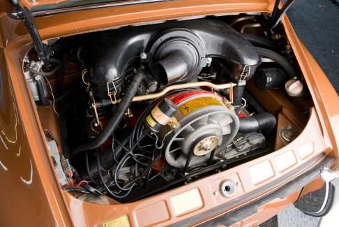 @1970 Porsche 911 S 2.2 Coupe - 4