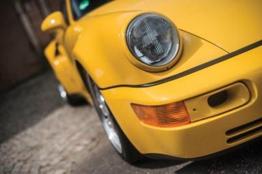 @1993 Porsche 911 Turbo S Lightweight-9031 - 4