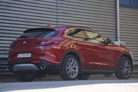 @Alfa Romeo Stelvio Test - 17
