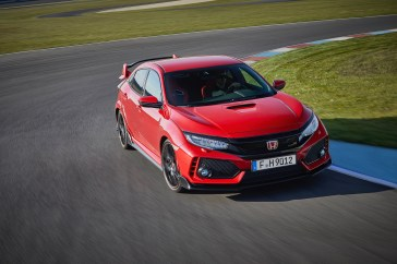 @Honda Civic Type R-7