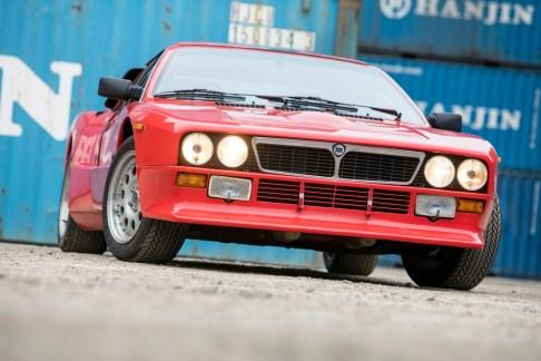 @Lancia Abarth Stradale - 1983 - 11