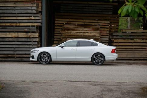 @Volvo S90 Test - 10