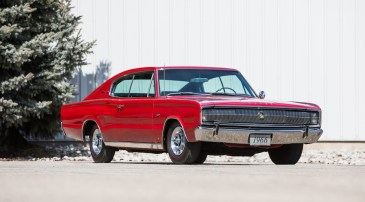 1966 Charger 12