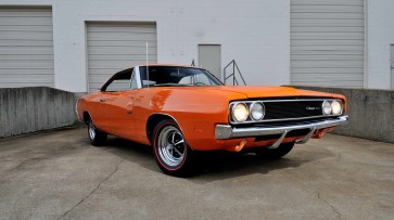 1969 Dodge Charger 500 10