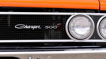 1969 Dodge Charger 500 9