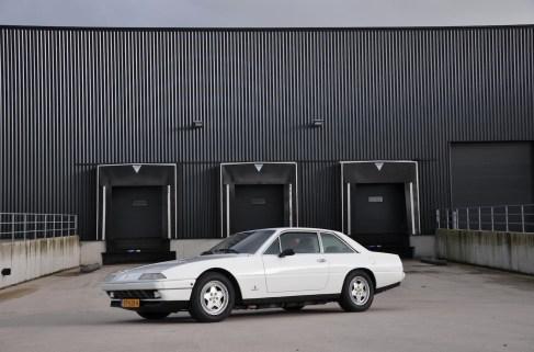 1986 Ferrari 412GT Coupé 1