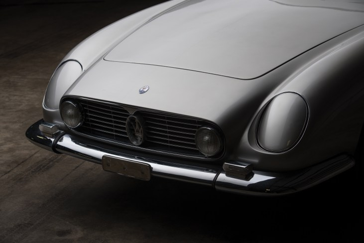 @1964 Maserati 5000 GT Michelotti - 2