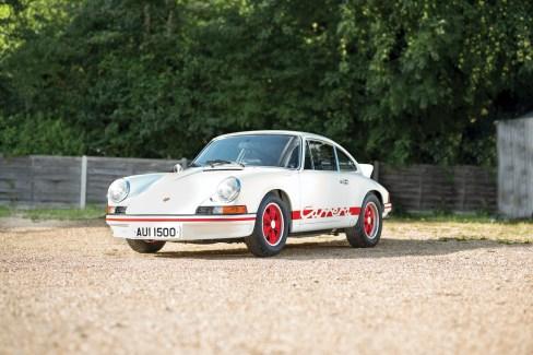 @1973 Porsche 911 Carrera RS 2.7 Lightweight-9113601501 - 4