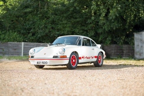@1973 Porsche 911 Carrera RS 2.7 Lightweight-9113601501 - 4