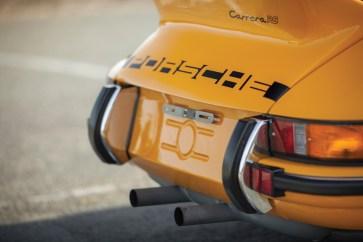 @1973 Porsche 911 Carrera RS 2.7 Touring-9113601018 - 1