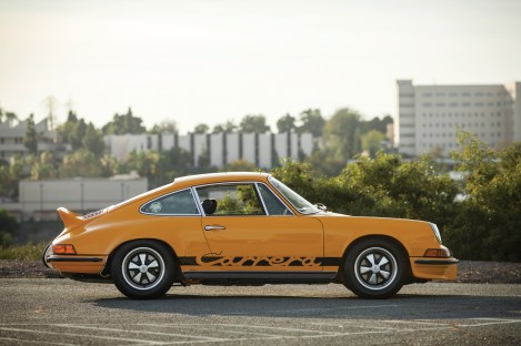@1973 Porsche 911 Carrera RS 2.7 Touring-9113601018 - 5