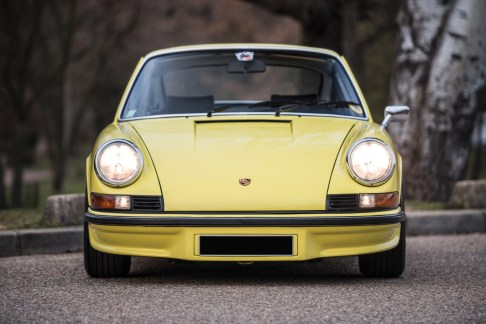 @1973 Porsche 911 Carrera RS 2.7 Touring-9113601046 - 15