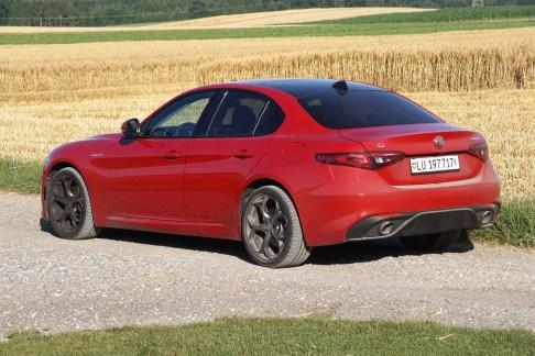 @Alfa Giulia Diesel - 13