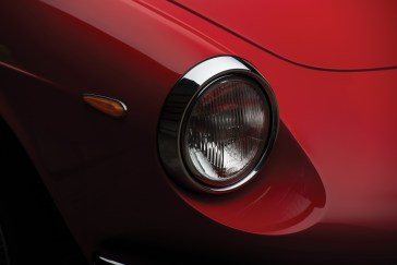 @1967 Ferrari 330 GTS by Pininfarina - 8