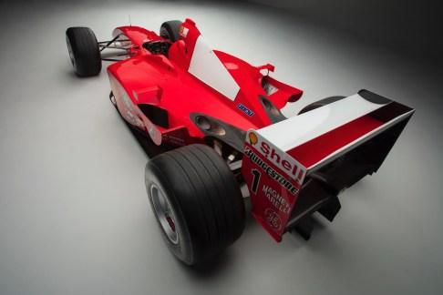 @Ferrari F2001 Chassis 211 - 4