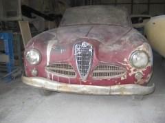 1950 Alfa Romeo 1900 Cabriolet 9