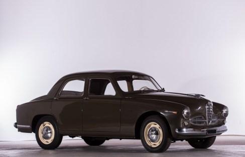 1953 Alfa Romeo 1900 Berlina 1