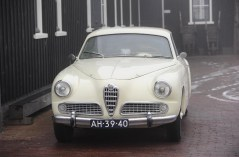 1953 Alfa Romeo 1900C Series 1 Sprint Coupé 9