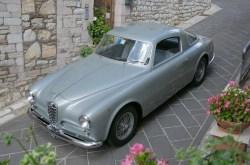 1953 Alfa Romeo 1900C Sprint Coupé 12