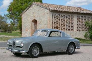 1953 Alfa Romeo 1900C Sprint Coupé 9