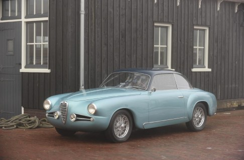 1954 Alfa Romeo 1900C Series 2 Sprint Coupé 1
