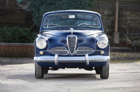 1956 Alfa Romeo 1900 Super Berlina 14