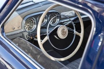 1956 Alfa Romeo 1900 Super Berlina 6