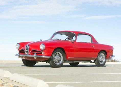 1957 Alfa-Romeo 1900C Super Sprint 1